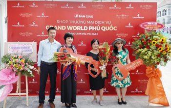 Shop Vincom Grand World Phú Quốc