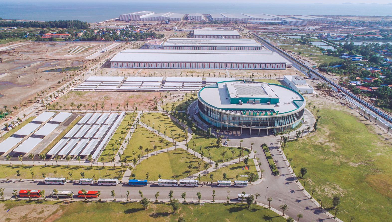 Bất động sản Khu công nghiệp Vinhomes - Động lực tăng trưởng mới của Vingroup