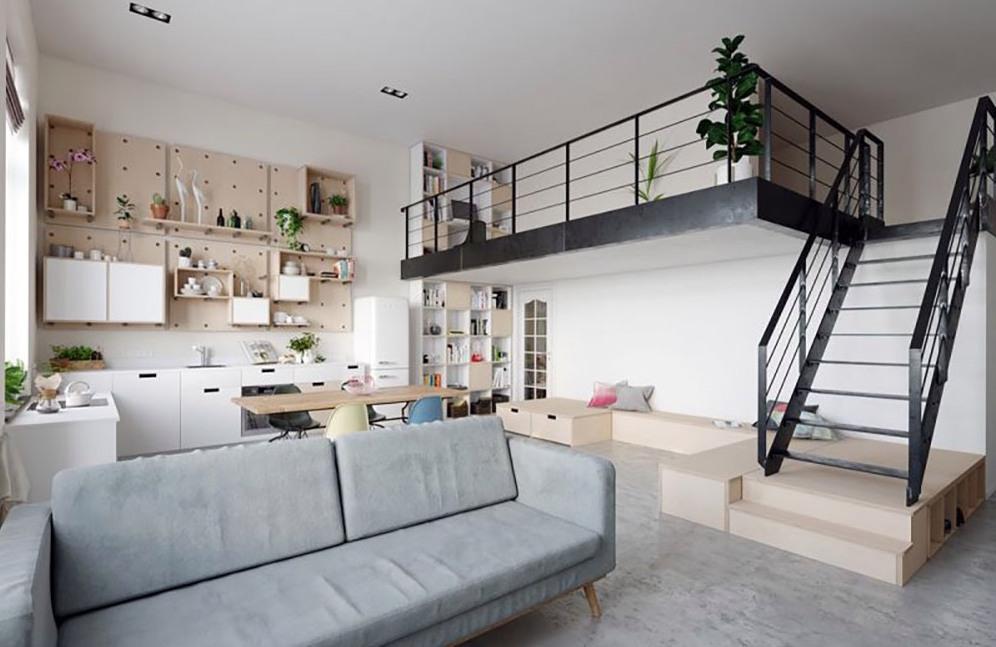 Bộ Xây dựng cho phát triển căn hộ 25m22