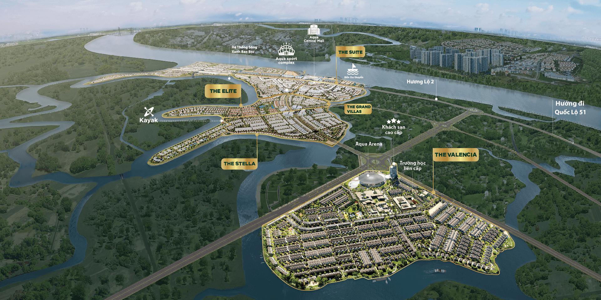 Aqua City Biên Hòa