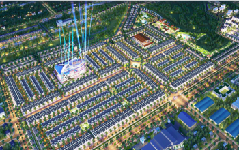 quy hoạch dự án 92ha tại Long Thành
