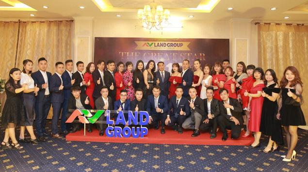 Nhân viên kinh doanh AVLand Group