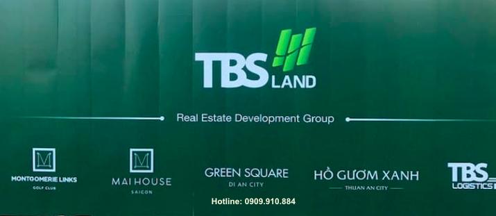 TBS LAND - TBS GROUP