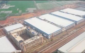 Công ty Trung Quốc vi phạm xây dựng trái phép