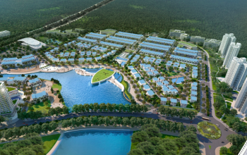 Hồ Gươm Xanh Thuận An City Bình Dương