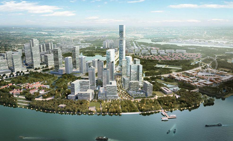 pháp lý dự án Empire City Thủ Thiêm