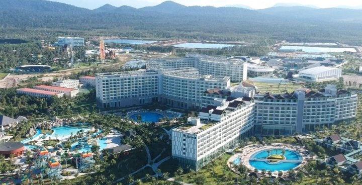 Khu bài bạc Casino Phú Quốc