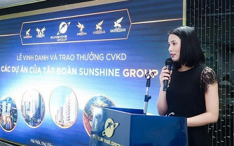 Phòng kinh doanh và tư vấn dự án Sunshine Homes - Sunshine Group