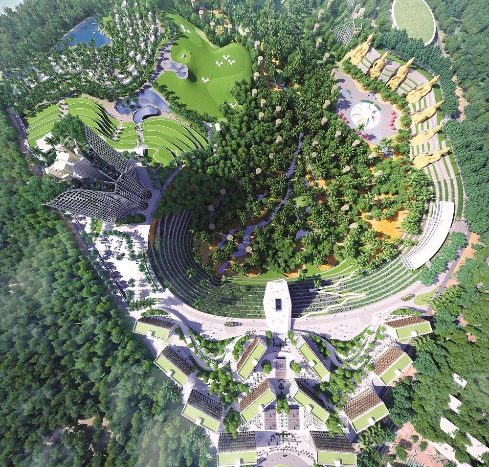 Thiết kế kiến trúc King Sea Phan Thiết
