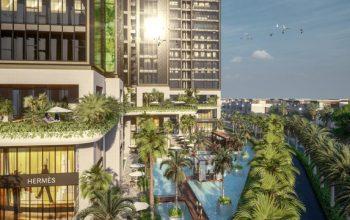 Tòa S 2 - Tropica Oasis Sunshine City Sài Gòn