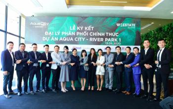 đại lý phân phối khu River Park 1 - Aqua City Biên Hòa