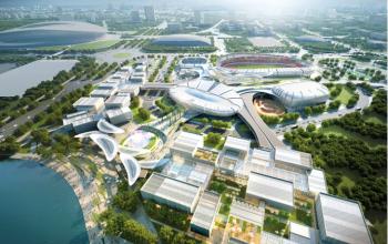 dự án Saigon Sports City tại Quận 2