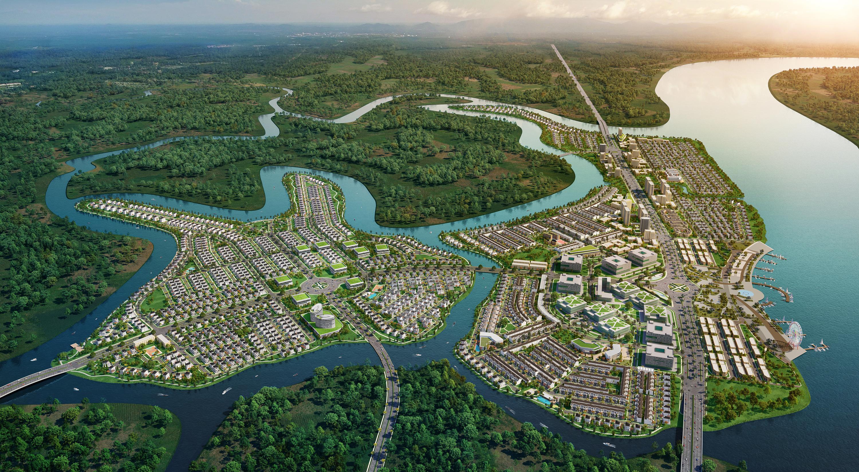 dự án Aqua City Biên Hòa - Novaland