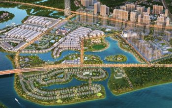 The Manhattan Vinhomes Grad Park quận 9