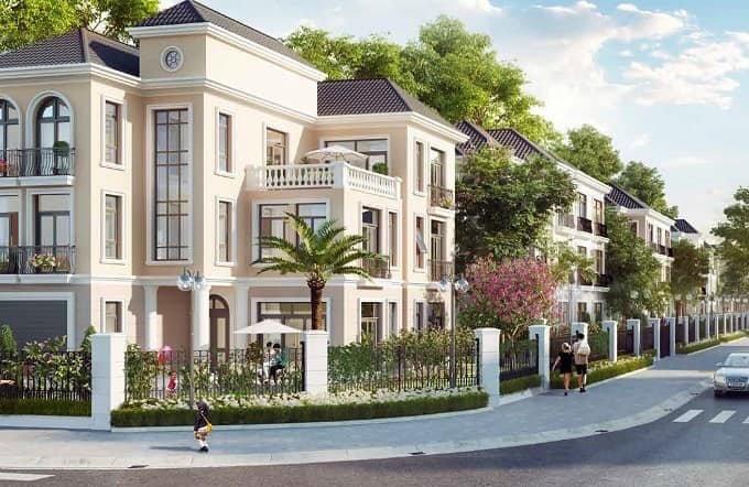 Riverside Villa Vinhomes quận 9