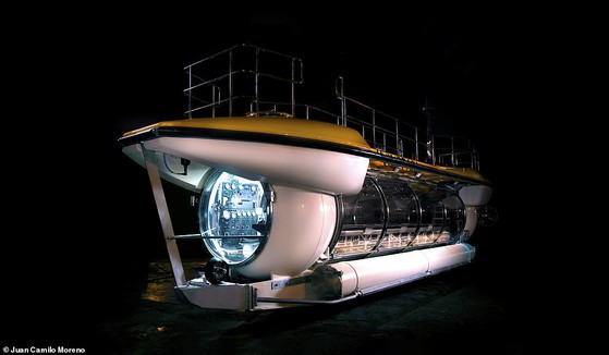 Tàu ngầm Vinpearl Nha Trang