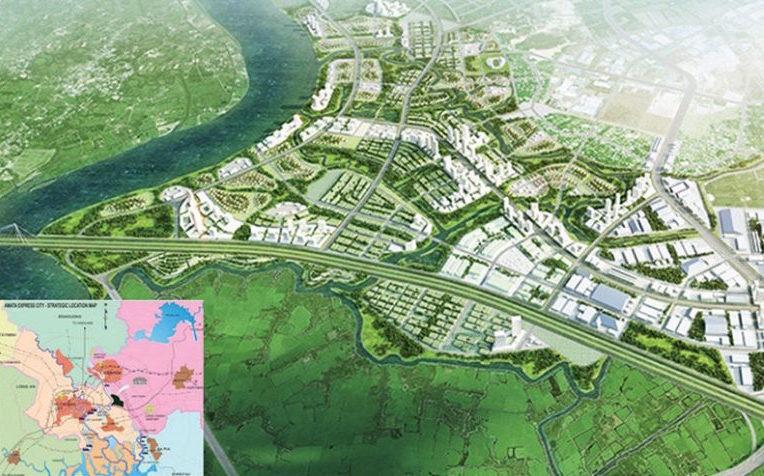 Khu phức hợp Amata City Long Thành