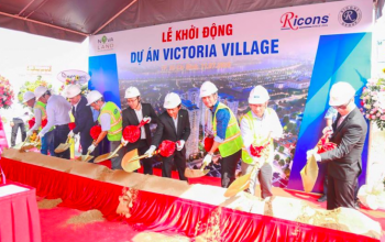 khởi động dự án Victoria Village