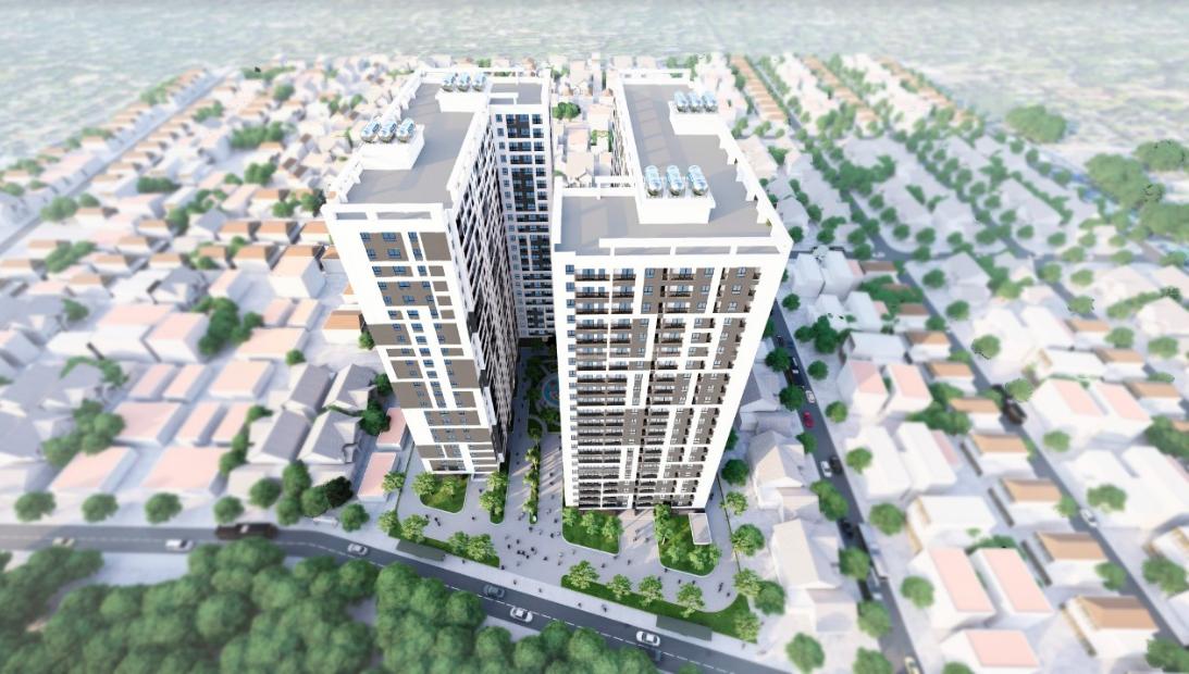 dự án căn hộ Park View Thuận An, Bình Dương