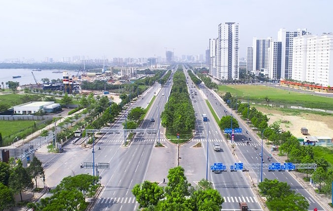 Tuyến đường Mai Chí Thọ, Quận 2