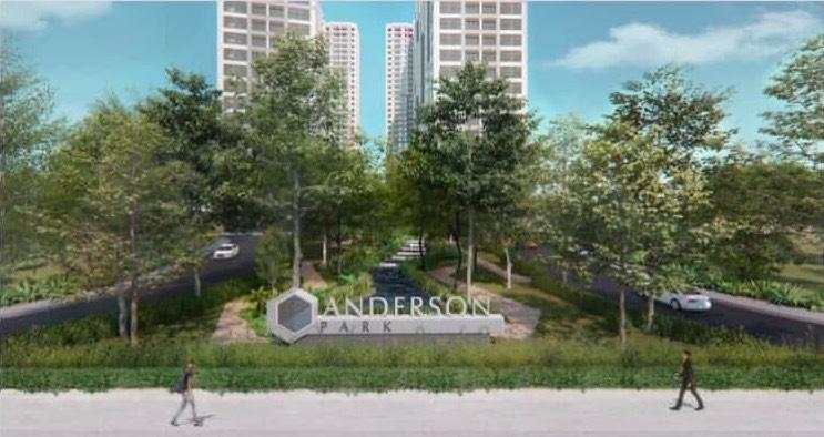 Dự án căn hộ Anderson Park