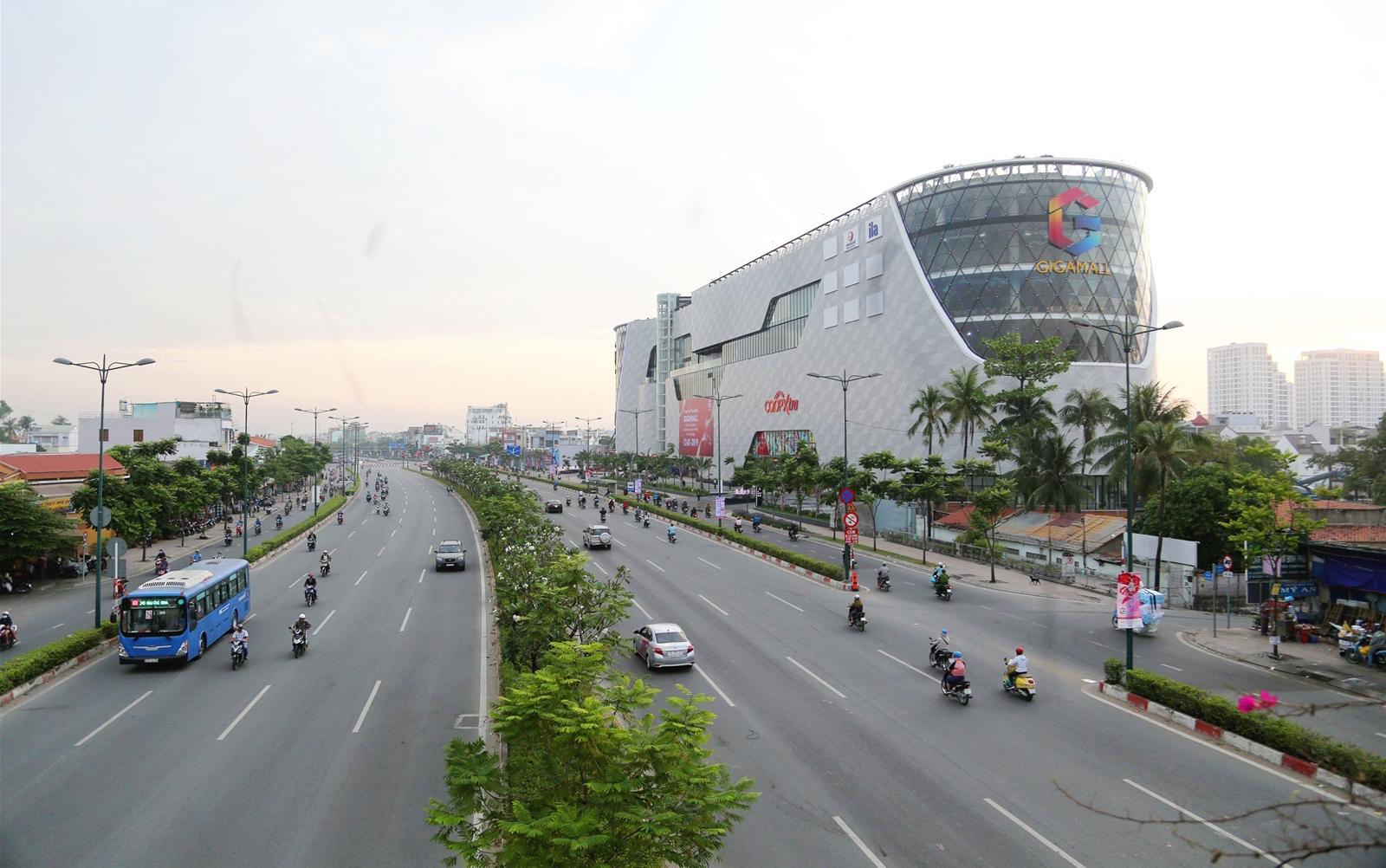 Đại lộ Phạm Văn Đồng - TP Thủ Đức, HCM