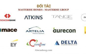 đối tác Masterise Homes - Masterise Group