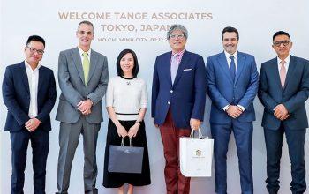 Tange Associates (Nhật Bản) là Đối tác của Masterise Homes
