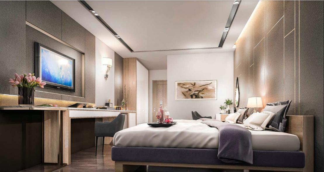 thiết kế căn hộ King Crown Infinity Thủ Đức