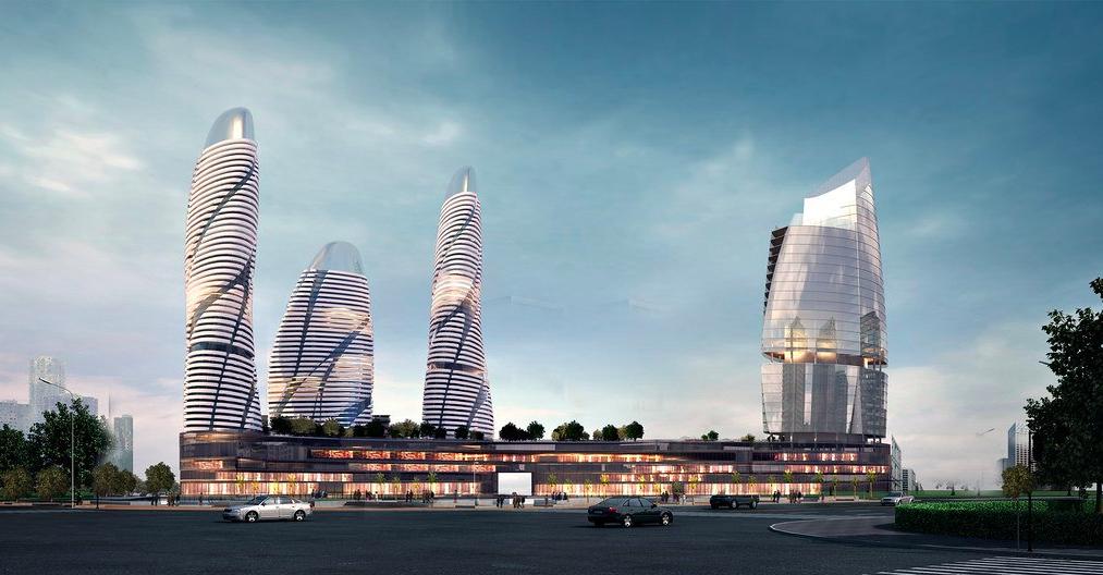 Suoi Tien Plaza Complex Bình Thạnh