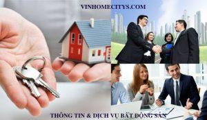 Trang thông tin & dịch vụ bất động sản- Nhà cho người Việt - Vinhomecitys.com