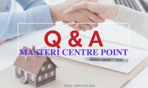 Những câu hỏi Q&A người mua Masteri quận 9 cần biết