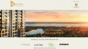 Đối tác Masterise Homes phát triển Masteri Centre Point