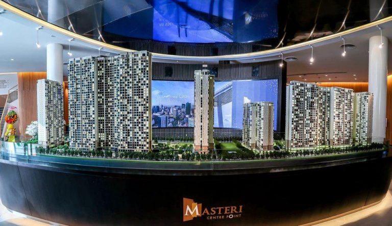 Mô hình  Masteri Centre Point
