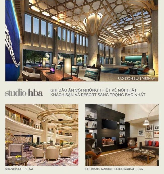Studio HBA đối tác Masterise Homes