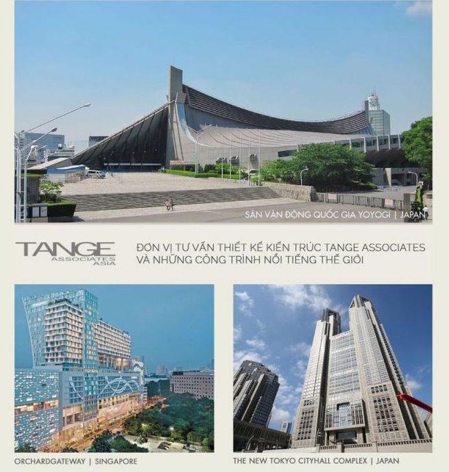 Tage Associates đối tác Masterise Homes