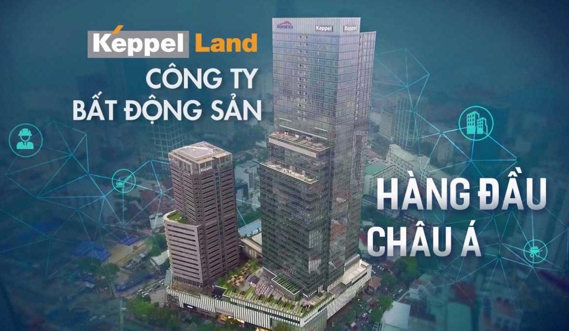 Tập đoàn bất động sản Keppel Land