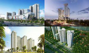 danh sách dự án của chủ đầu tư Masterise Homes