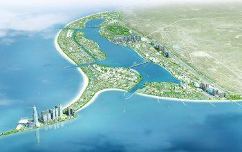 Vingroup thâu tóm dự án Khu đô thị Cần Giờ Vinhomes Long Beach