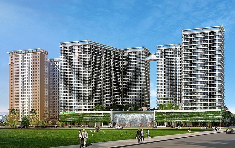 dự án căn hộ Becamex Tokyu - Midori Park The Glory