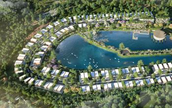 Thiên đường nghỉ dưỡng Vedana Resort Cúc Phương, Ninh Bình