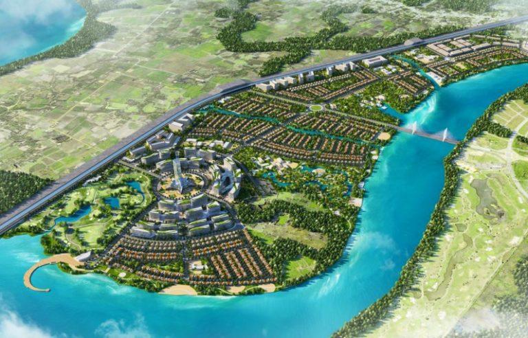 QUY HOẠCH Khu đô thị Long Tân DIC Wisteria City Đồng Nai