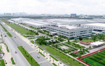 Bất động sản khu công nghiệp Sunshine Group