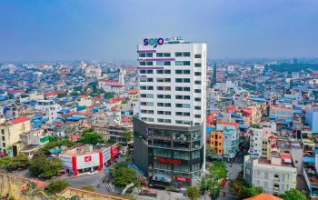 ổ hợp khách sạn – thương mại – văn phòng TNL Plaza Nam Định,