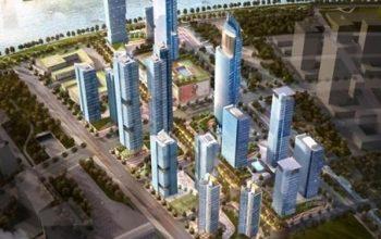 Dự án Thu Thiem Eco Smart City Thủ Thiêm