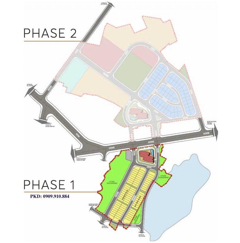 Quy hoạch & Pháp lý dự án The 9 Stellars