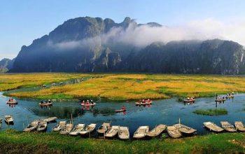Quy hoạch Dự án khu du lịch sinh thái Kênh Gà – Vân Trình tại Ninh Bình