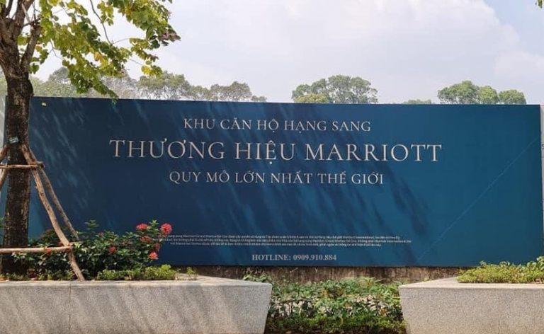 Khu căn hộ Grand Marina Saigon - Bason