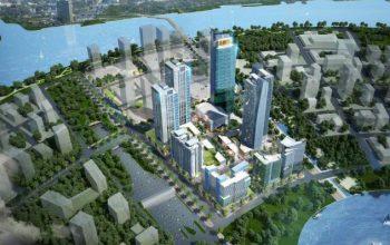 Dự án Khu phức hợp Eco Smart City Thủ Thiêm được triển khai