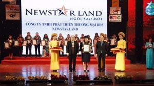 Thương hiệu Newstarland
